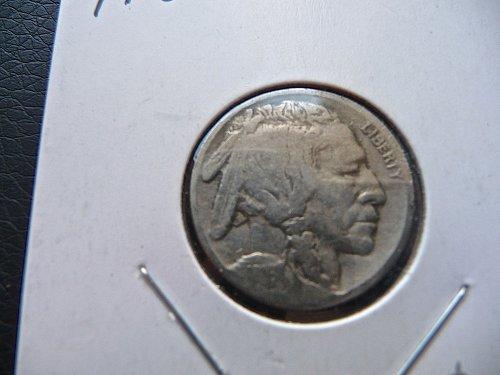 1916- Buffalo Nickel