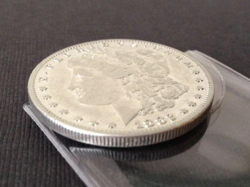 1882 P Morgan Dollar