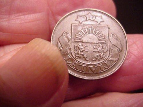 1922 latvija 5 santini