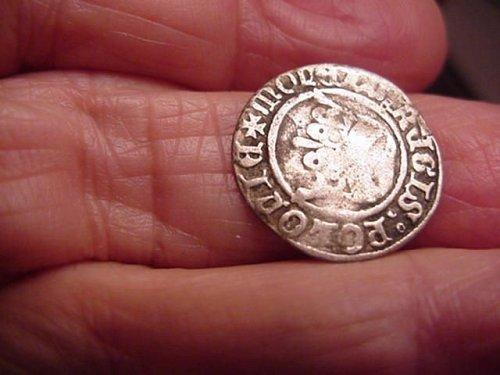 1501-1506 alexandr jagellonczyk 1/2 grosg  silver
