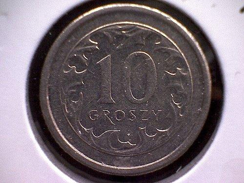 2000mw POLAND TEN GROSZY