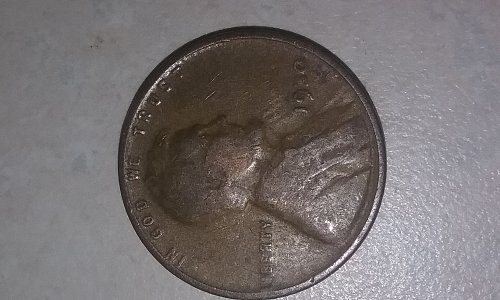 1930 P Wheat Cent