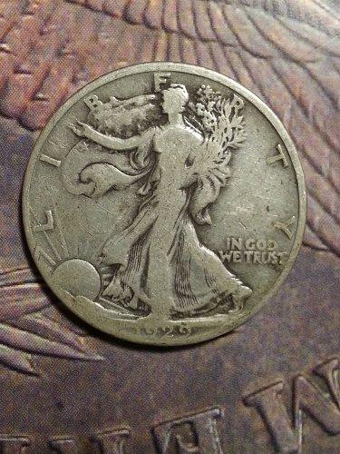 1929-D Walking Liberty Half