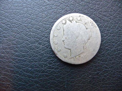 1885 Liberty Head Nickel