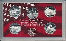 2006 S  SILVER STATE QUARTERS PROOF SET
