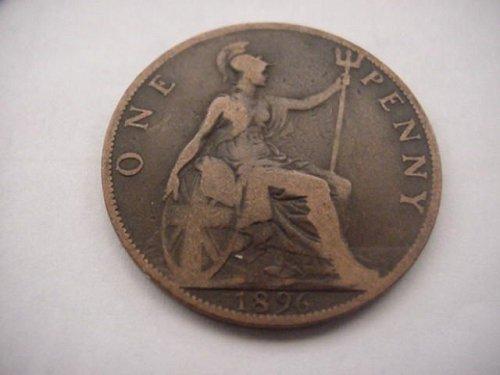1896  UK large cent