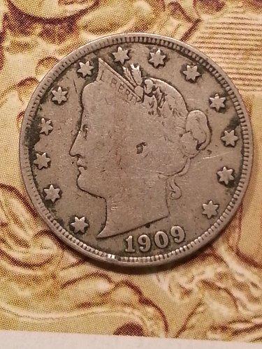 1909 Liberty Nickel