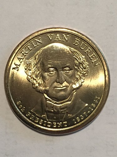 2008 D Presidential:  Martin Van Buren