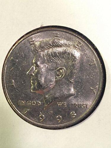1998-P Kennedy Half Dollar