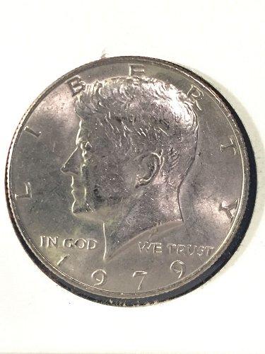1979 P Kennedy Half Dollar