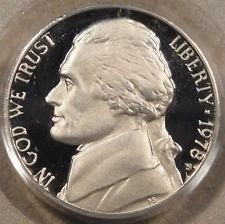 1978 S  JEFFERSON NICKEL