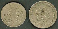 1921 check 20 heller