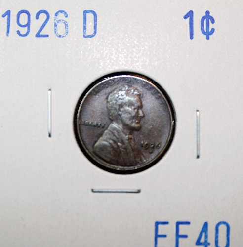 1926 D Lincoln Cent