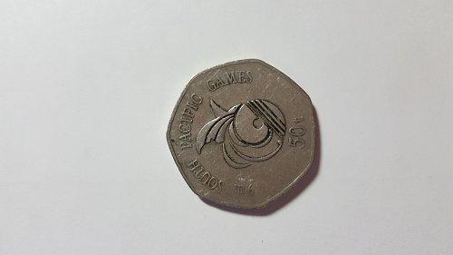 New Guinea Coin