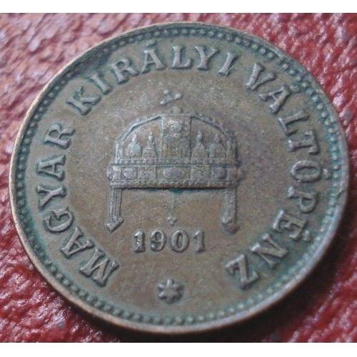 1901 hungary 2 filler