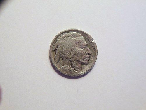 1925-P Buffalo Nickel