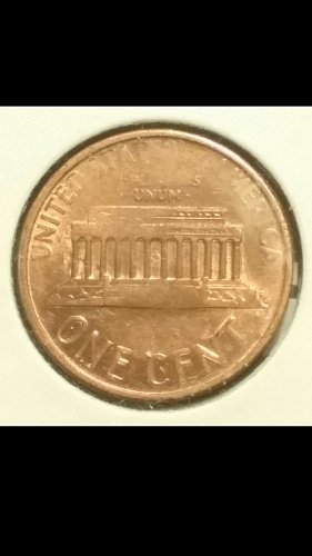 1991 penny? missing letters and design