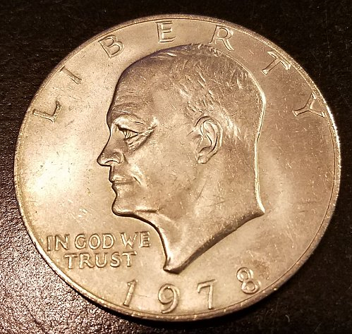 1978 Eisenhower Dollar (P) (6290)