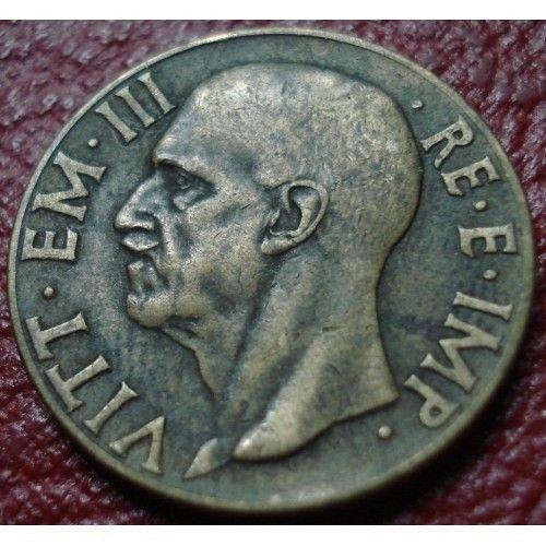 1939 10 centesimi   italy