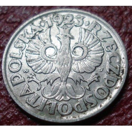 1923 10 groszy   poland