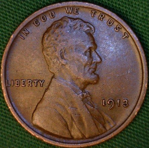 1913 P VF
