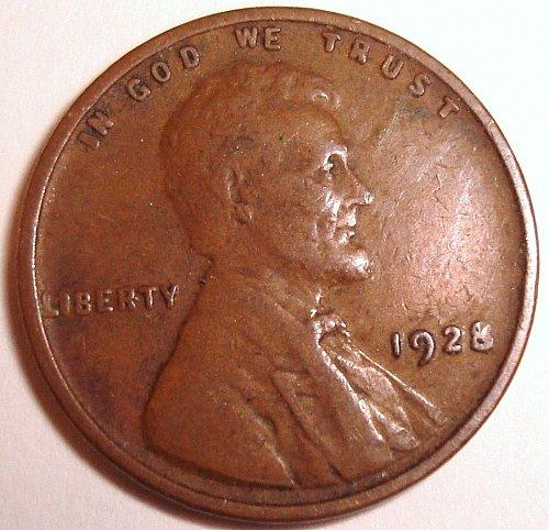 1928 P VF