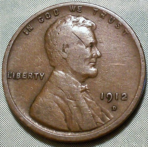 1912 D VF