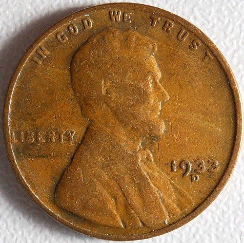 1933 D F
