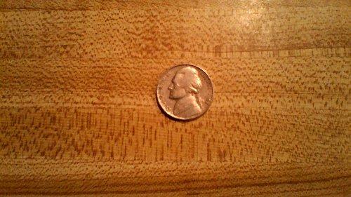 A Rarity, 1942 D Over Horizontal D Jefferson Nickel