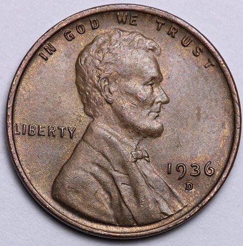 1936 D EF