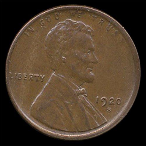 1920 S VF
