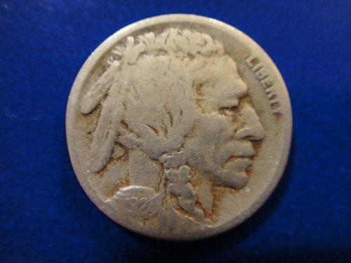 1924-S Buffalo Nickel Very Good-8 Decent Coin For Grade.
