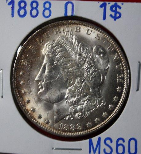 1888 O Morgan $1