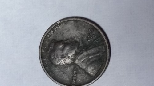 1919 S Lincoln Wheat Penny