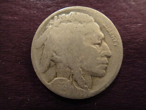 1924-D Buffalo Nickel Good-4 Interesting Coin Probably Weakly Struck . . .