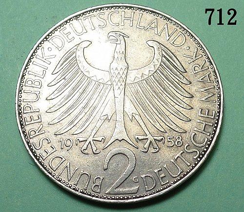 1958G 2 marks
