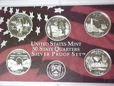 2003 S  SILVER PROOF  MISSOURI  STATE QUARTER