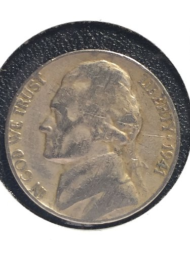 1941 P Jefferson Nickel