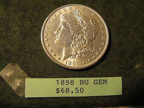 98' Morgan Dlr.win 1get 2nd Dollar @ 9% discount @ Pay Pal-Brit. coins?FOR SALE