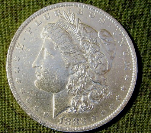 1883-O Morgan Dollar win 1; get 2nd Morgan Now 9% discount @ Pay Pal  !!!!