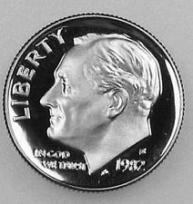 1982 S  PROOF  ROOSEVELT DIME