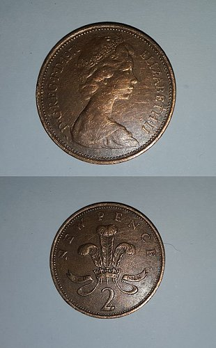 Antique Elizabeth Coin