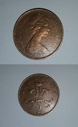 Antique Elizabeth Coin