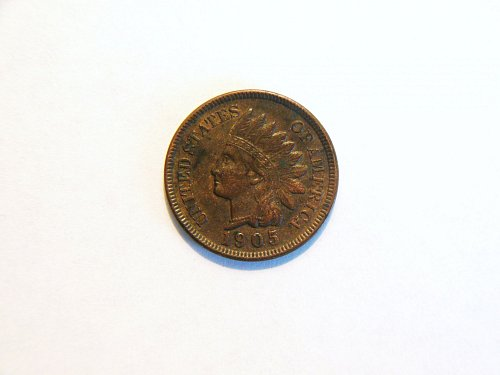 1905-P Indian Head Cent