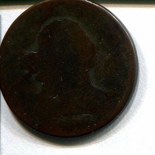 1802/0  half cent