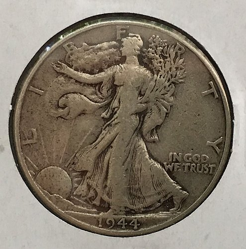1944 P Walking Liberty Half Dollar
