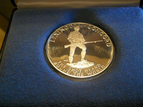 1975 Bicentennial Silver Medal