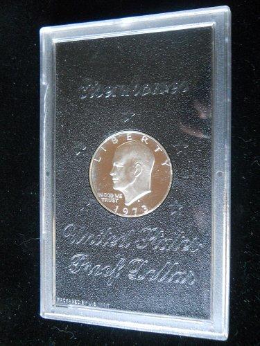 1973-S Eisenhower Dollar Silver Proof