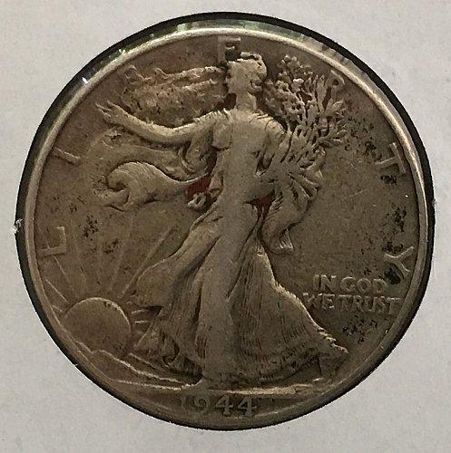 1944 P Walking Liberty Half Dollar