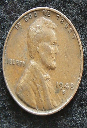 1948 S Lincoln Wheat Cent (VF-30)
